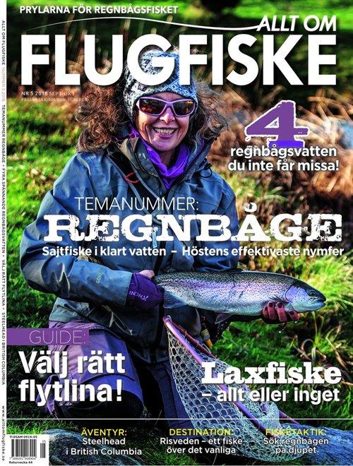 Allt om flugfiske