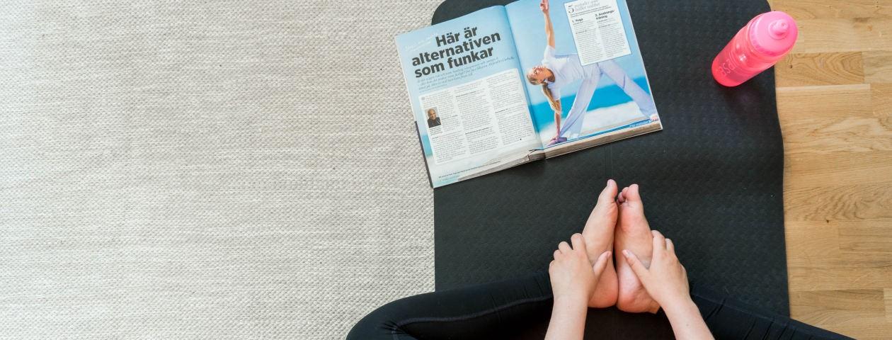 hälsa träning tidning